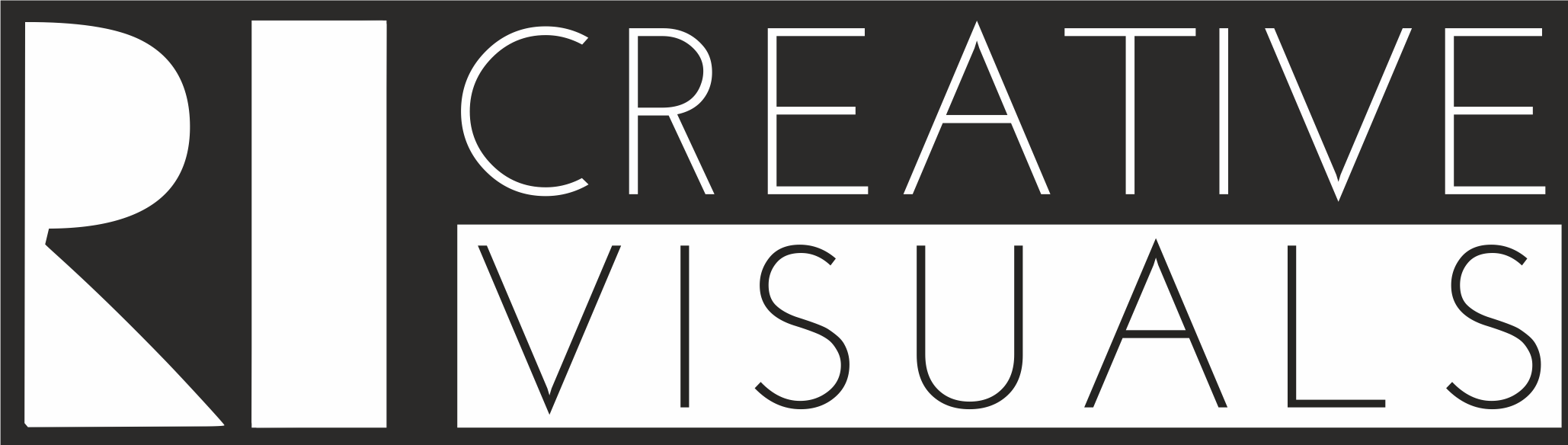 creative visuals logo
